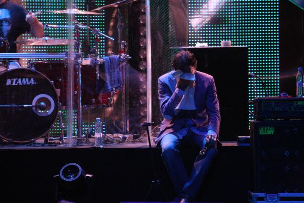Этот концерт стал одним из самых сложных для Лепса за всю его карьеру