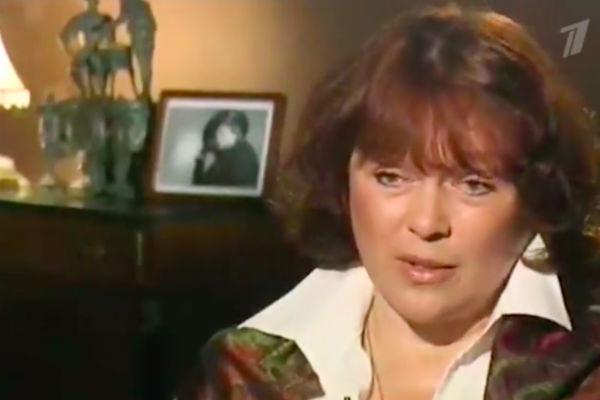 Оксана Лукьянова, дочь Клары Лучко
