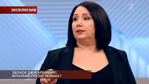Адвокат Виталины Лариса Широкова подала заявления во все инстанции