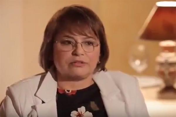 Дочь Эльдара Рязанова Ольга