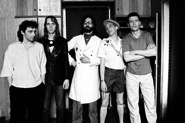 В 1987 году группа «ДДТ» была одной из самых популярных
