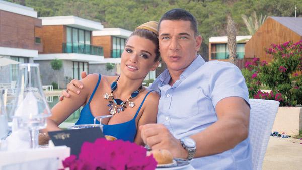 «Мы наконец-то по-настоящему поверили в то, что мы муж и жена», – говорит телеведущая