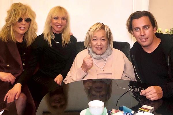 Знаменитость много лет дружит с семьей Аллы Пугачевой