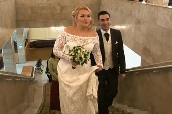 Надежда Ангарская вышла замуж Новости