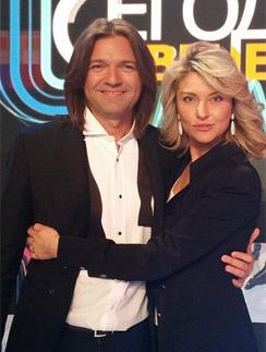 Дмитрий Маликов и Екатерина Архарова