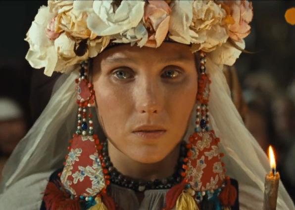 Дарья Екамасова в картине «Жила-была одна баба»