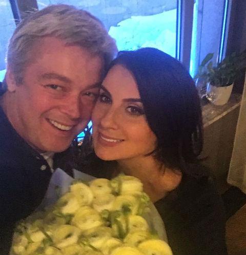 Муж Екатерины Стриженовой продолжает ее воспитывать