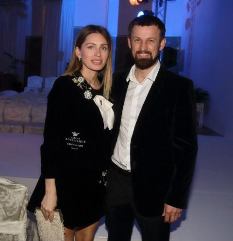 Анна и Сергей Семак удочерили девочку-инвалида