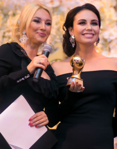 Лера Кудрявцева и Ляйсан Утяшева