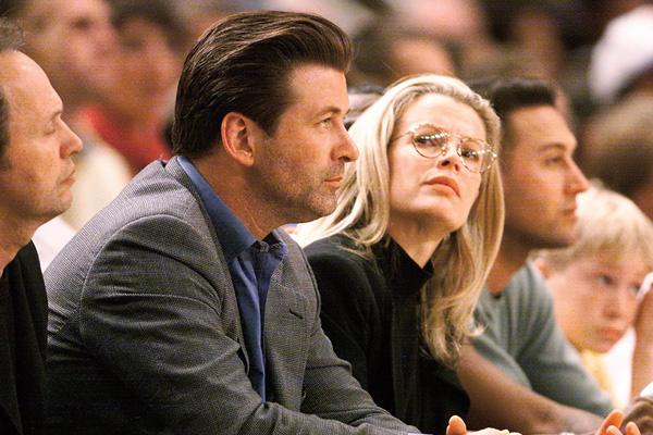 В браке с Ким Бейсингер Болдуин прожил почти десять лет