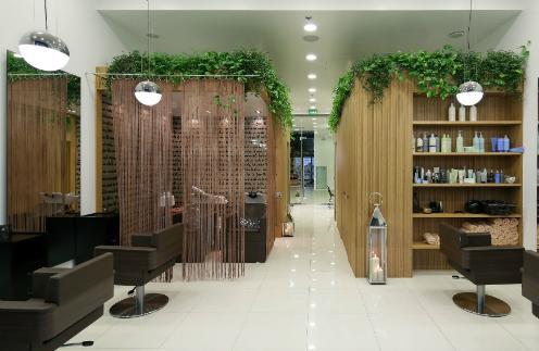 Салон красоты «Aveda Профиль Professional» в бизнес-центре «Лайтхаус»