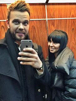 Максим Чернявский и Мария Дригола