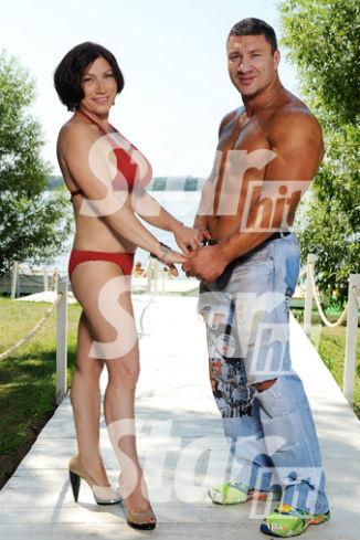Роза Сябитова и Игорь