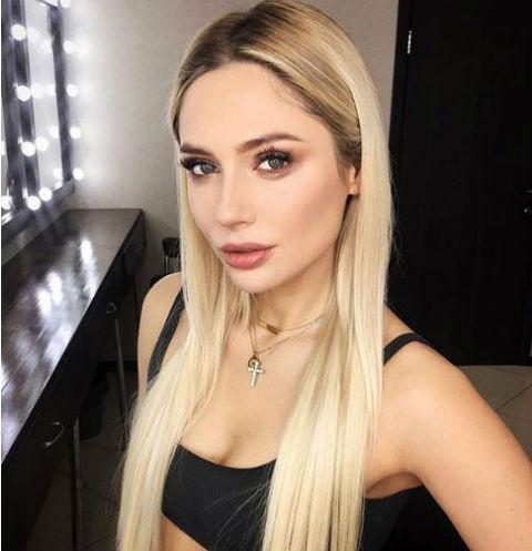 Natalya Rudova naked