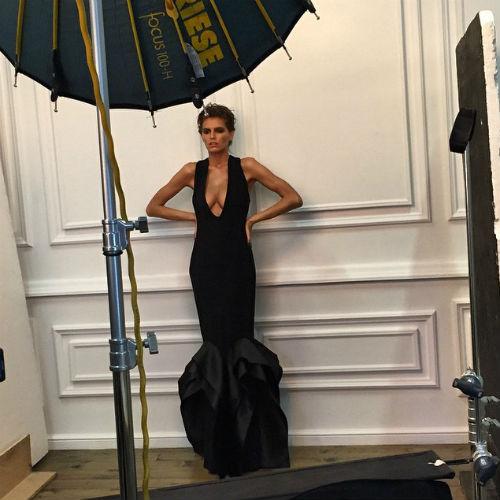 Экстравагантными платьями от Кети Топурия уже заинтересовались ее поклонники