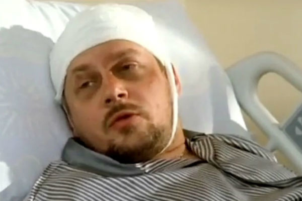 Лебедев в сериале «Частный заказ»