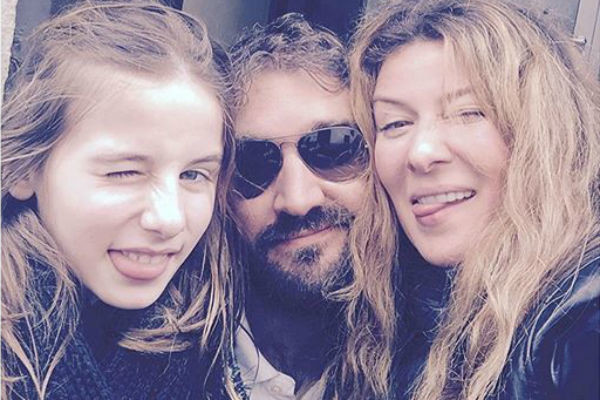 Супруг Бадоевой отлично поладил с ее детьми