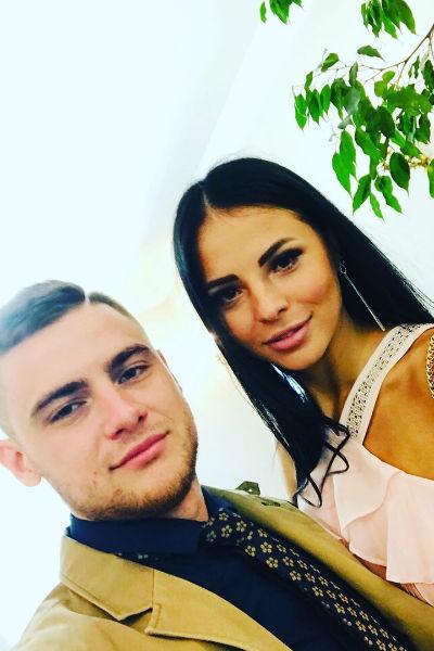 Виктор и Ольга встречаются всего несколько месяцев
