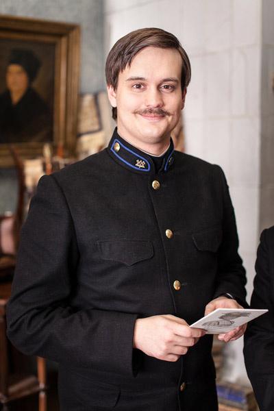 Александр Домогаров добавил своему герою интеллигентности