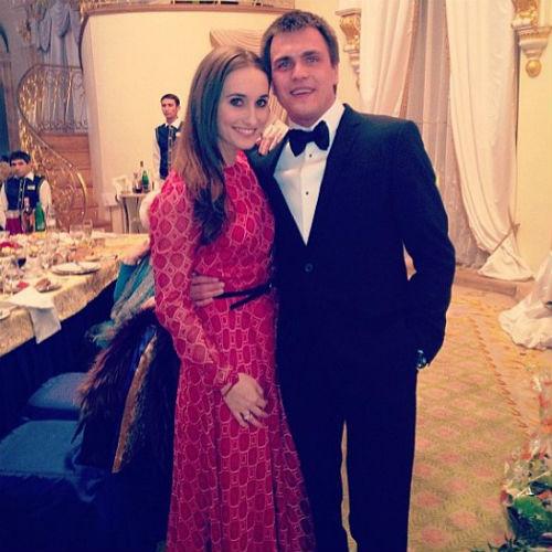 Анастасия и Григорий