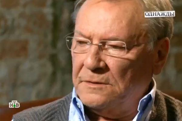 Сергей Шакуров сыграл более 80-ти ролей в кино и на ТВ