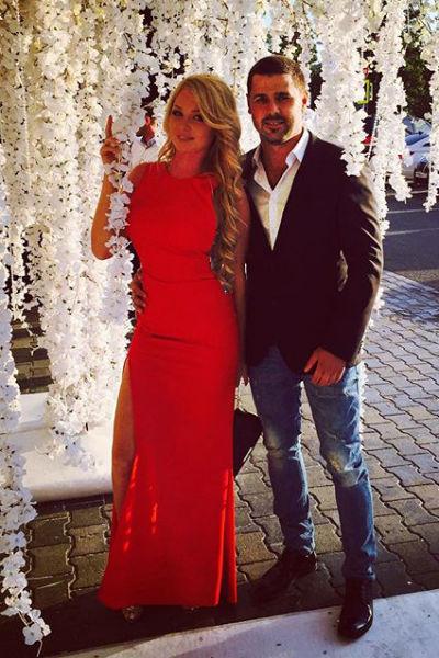 Дарья и Сергей Пынзари