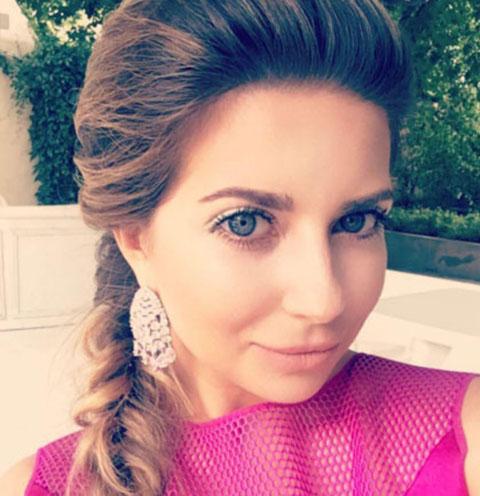 Галина Юдашкина впервые рассталась с маленьким наследником