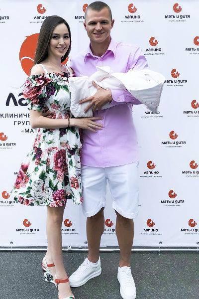 После рождения дочери у Тарасова наступила белая полоса