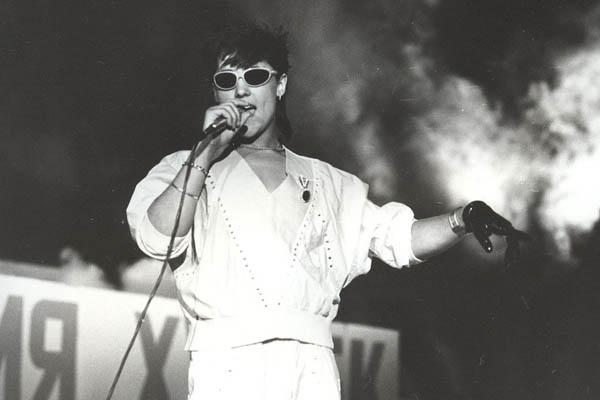 Юра Шатунов начал выступать в 1986 году