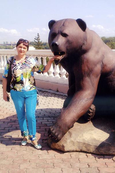 Флюра из Нижнекамска – активный участник нашего конкурса