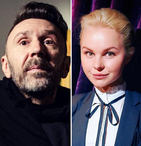 Сергей Шнуров и Алиса Вокс