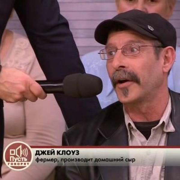 Повар и сыровар - частый гость на российском ТВ