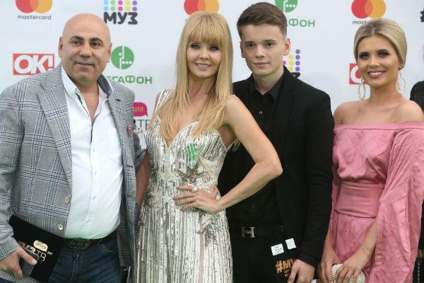 Иосиф Пригожин находится с дружеских отношениях с детьми жены