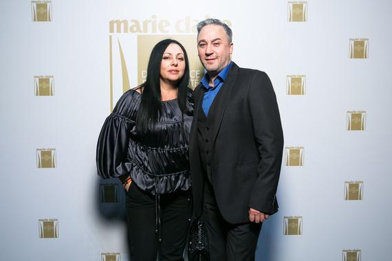 Юлия Далакян с супругом