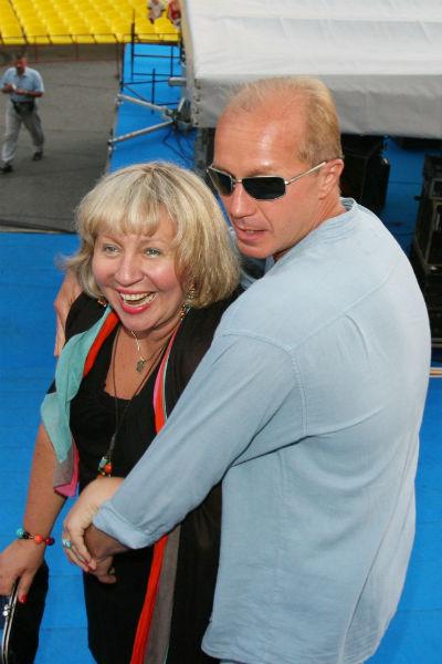Марина Голуб и Андрей Панин, артистка погибла осенью 2012 года, актер - в начале марта 2013-го