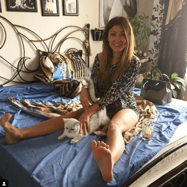 Макеева обожает домашних животных