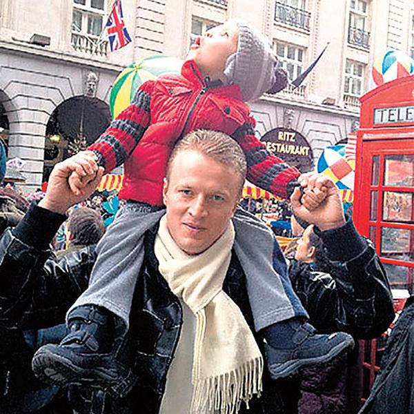 Андрей Середа продолжает борьбу за право общаться с детьми