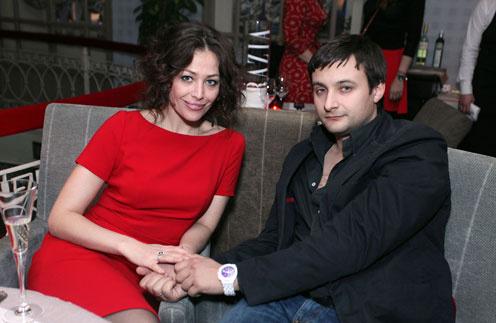 Екатерина Волкова и Василий Дюжев