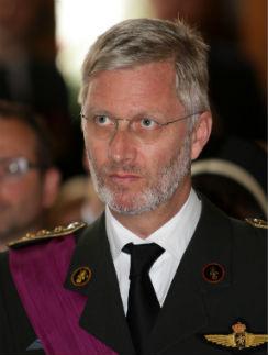 Король Бельгии Филипп