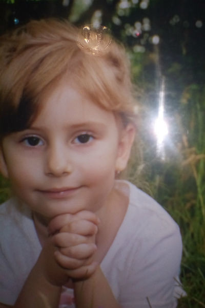 Девочка пропала в августе