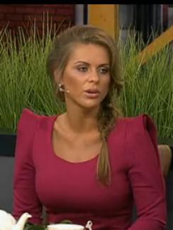 Кристина Терехина в ток-шоу «Давай поженимся!»
