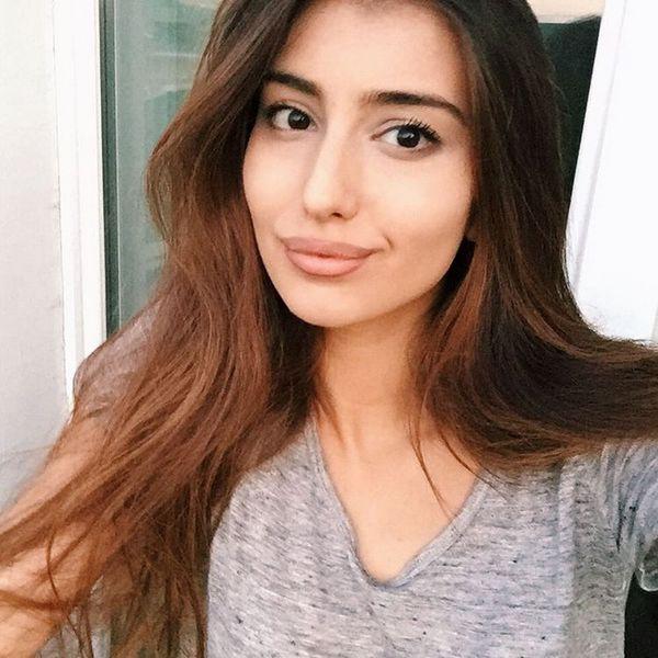 Новая подруга Бачурина Адель Гусейнова