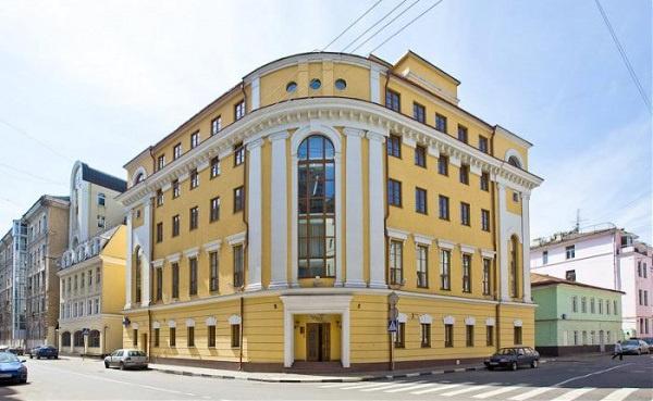 Здание Московской театральной школы Олега Табакова