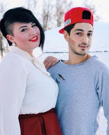 Звезды «ДОМа-2» Саша Черно и Иосиф Оганесян поженились