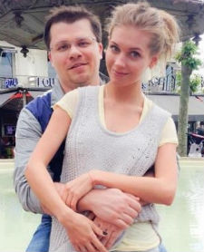 Кристина Асмус (супруга Гарика Харламова, «Незолотая молодежь»)