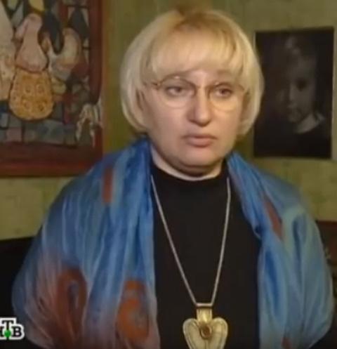 Елизавета Лавинская
