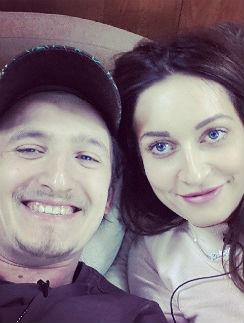 Влад Кадони и Кристина Дерябина