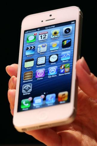 Новый аппарат имеет ряд отличий от iPhone 4S