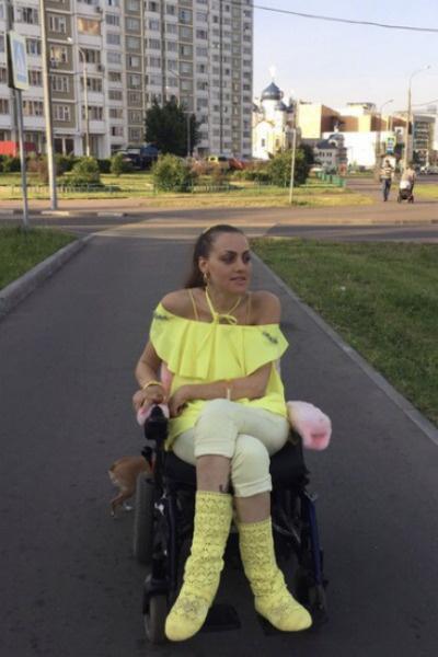 Дарья Задохина выбрала для себя псевдоним Дария.