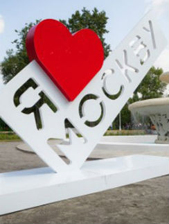 В этом году праздник Дня города году посвящен теме любви
